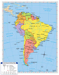 Sur America Map by South America Map South America Pinterest South America Map