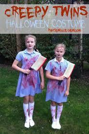 creepy costume ideas for halloween twin halloween costumes best 10 twins halloween costumes ideas
