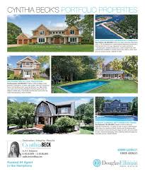 Home Design 25 X 50 by Hamptons Real Estate Showcase Labor Day 2016 By M3 Media Group
