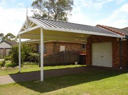 House With Carport Carport Design Ideas Get Inspired By Photos Of Carports From