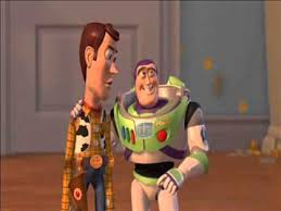 Buzz Lightyear And Woody Meme - they re called s mores buzz youtube