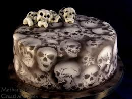 mother u0026 me cakes skulls devils and angels pinterest cake
