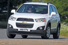 chevrolet captiva 2 2 vcdi twin test auto express