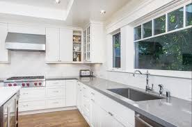 kitchen distinctive styling carrera marble countertops