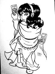 inktober 2014 monica marier author