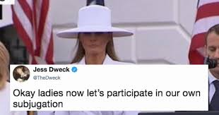 Big Ass Memes - the mysteries of melania trump s big ass hat is the meme of the day