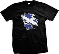 scotland flag country shape scottish pride world cup mens t shirt