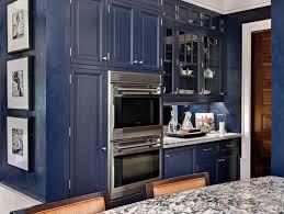 Navy Blue Kitchen Decor by Miles Redd Kitchen Blue Kitchens Interior Designer In Charlotte