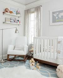 Modern Nursery Rug Boy Nursery Contemporary Nursery The Abode
