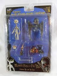 new neca reel toys the nightmare before figurine