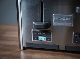 Cuisinart Touch To Toast Digital Toaster Cpt 4 Should You Ever Pay More For A Toaster Cnet