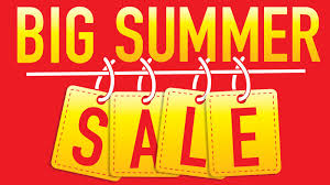 summer sale our big summer sale has arrived