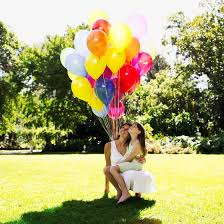 balloons that float how to travel with balloons getaway tips