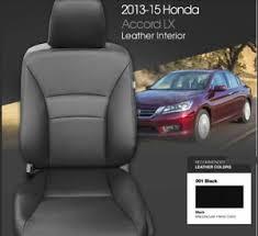 honda accord coupe leather seats honda accord 2016 2017 lx sport ex leather interior kit sedan