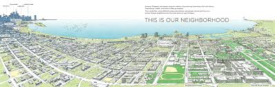 City Of Chicago Map by Dvhh Destination The Americas United States Chicago