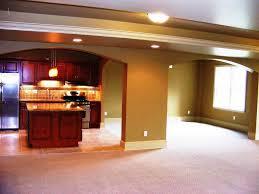 finished basement kitchen ideas u2014 optimizing home decor