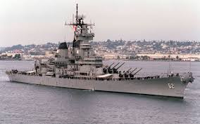 Nj Flags Half Staff Uss New Jersey Bb 62 Wikipedia