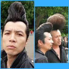 pompadour hair for kids these pompadours are out of control neatorama