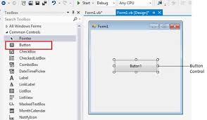 visual basic tutorial in hindi pdf vb net button control