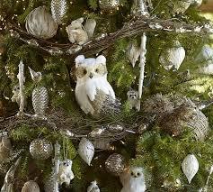 bottlebrush squirrel ornament pottery barn