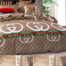gucci bed sheets m gucci bed set 4 piece bedding from j s closet on poshmark design