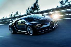 yellow bugatti chiron bugatti chiron brakes from 250 mph in record time autoguide com news