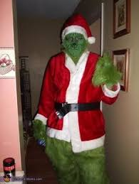 cool grinch and martha may costume grinch costumes