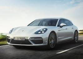 Porsche Panamera Platinum Edition - porsche goes green with panamera turbo s e hybrid sport turismo