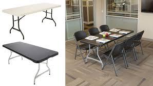 lifetime 6 commercial grade stacking folding table select color lifetime 6 stacking folding table for 39 98 reg 49 98 utah