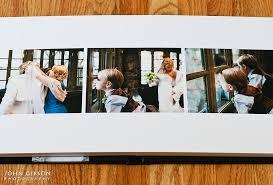 Fine Art Wedding Albums Our Fine Art Wedding Album John Gibson Photography