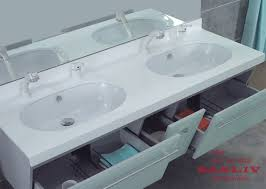 Small Double Sink Bathroom Vanity - install a double sink vanity for small bathroom design hotel
