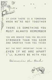 wedding quotes readings winnie the pooh wedding reading weddings234