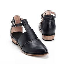 womens black leather boots sale black leather shoes flats every day shoes straps