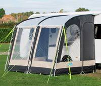 Trio Awning Clearance Awnings Trio Family Caravan Awning For Sale