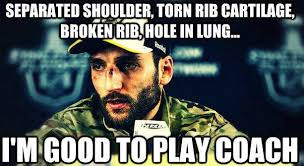 Patrice Meme - ice hockey players are the toughest look at patrice bergeron
