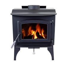 Pellet Stoves Home Depot Pleasant Hearth 1 200 Sq Ft Epa Certified Wood Burning Stove Ws