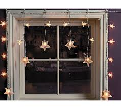 Decorative Christmas Lights Uk by Buy Star Window Christmas Decoration Lights Clear At Argos Co Uk