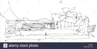 frank gehry black and white stock photos u0026 images alamy
