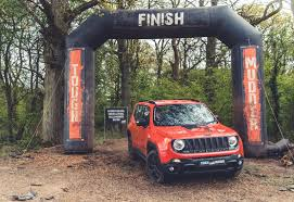 jeep mud jeep ready to get dirty with renegade u0027tough mudder u0027 edition