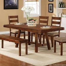 Rustic Dining Table And Chairs Modern Rustic Dining Room Sets Katecaudillo Me