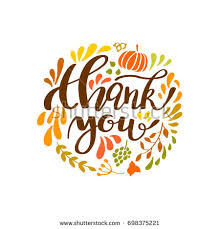 happy thanksgiving card design leaves fruits stock vector 698375221