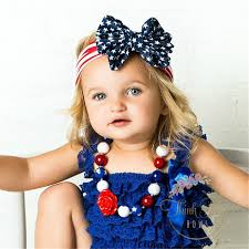 4th of july headband and me new american flag headband 4th of july usa baby turban