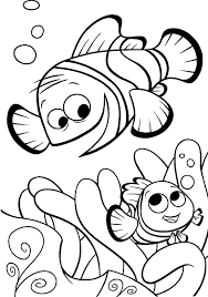 an old clown fish coloring pages best place to color