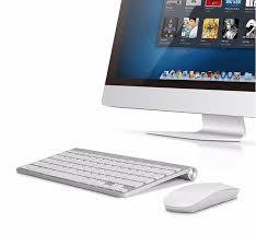 bureau pour imac 27 maorong trading bluetooth clavier et souris pour imac mk482ch a