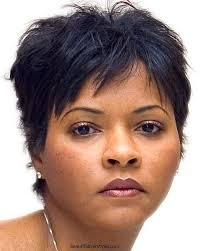 hairstyles for women with round head short hairstyles for black women with round faces looking for