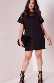 shirt dress for plus size pluslook eu collection