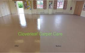 vinyl industrial flooring plain on floor in commercial and