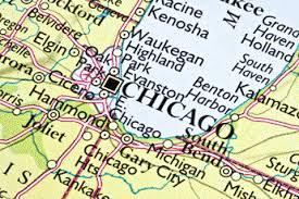 chicago map italy neighborhood map of chicago