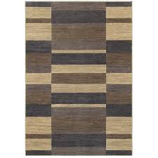 Lowes Area Rug Sale Shop Weavers Of America Cosmopolitan Slate Indoor Area