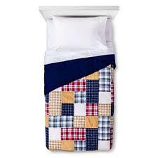 Twin Plaid Bedding by Kids U0027 Duvets U0026 Quilts Bedding Home Target